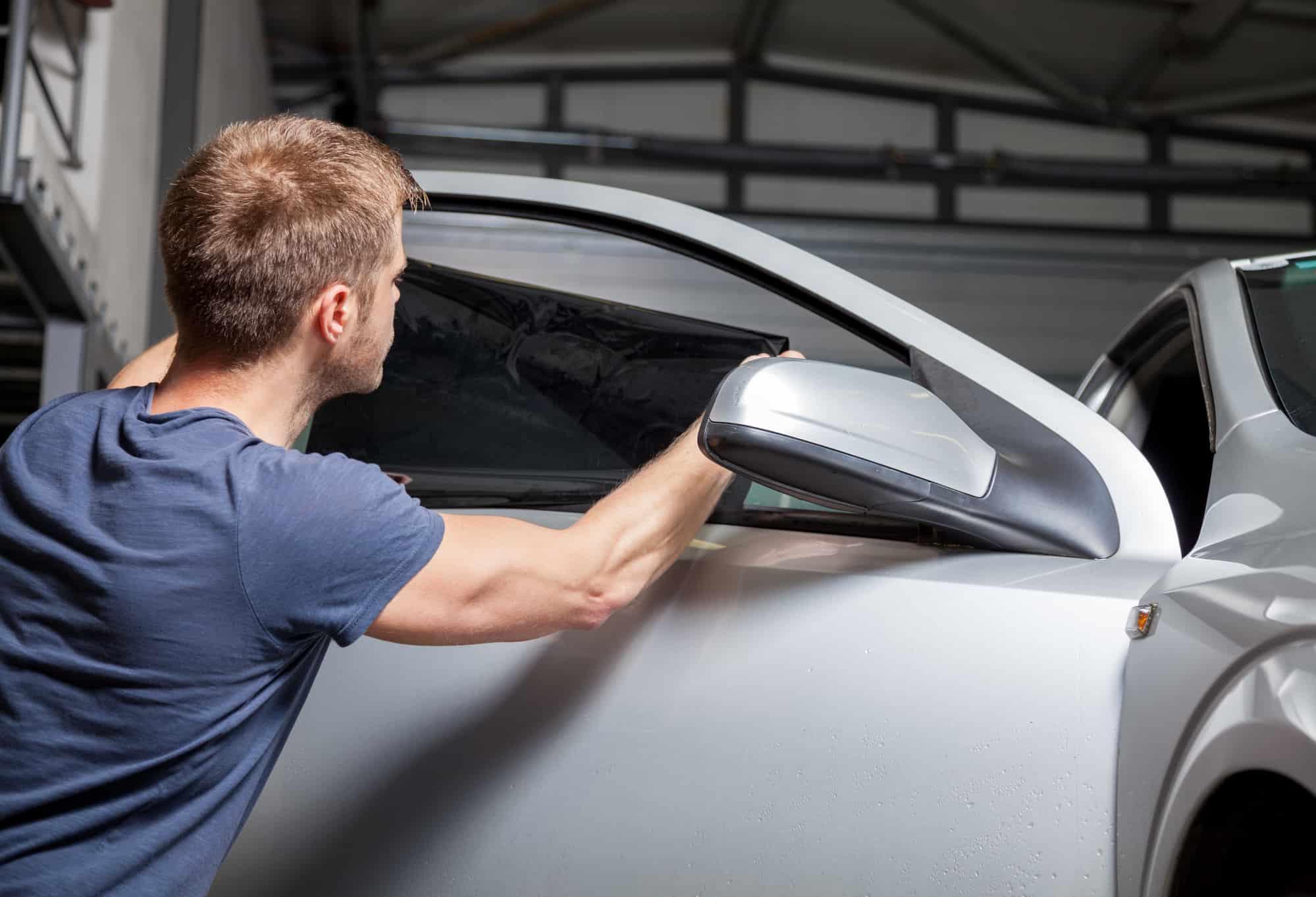 הדברת חלונות כהים לרכב בהוד השרון